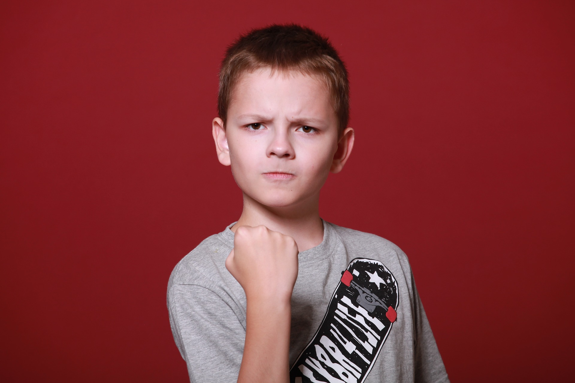 Anger and agression in children, Parent Help advice